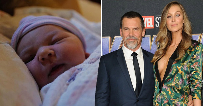 Avengers star Josh Brolin welcomes second child with wife Kathryn on Christmas Day
