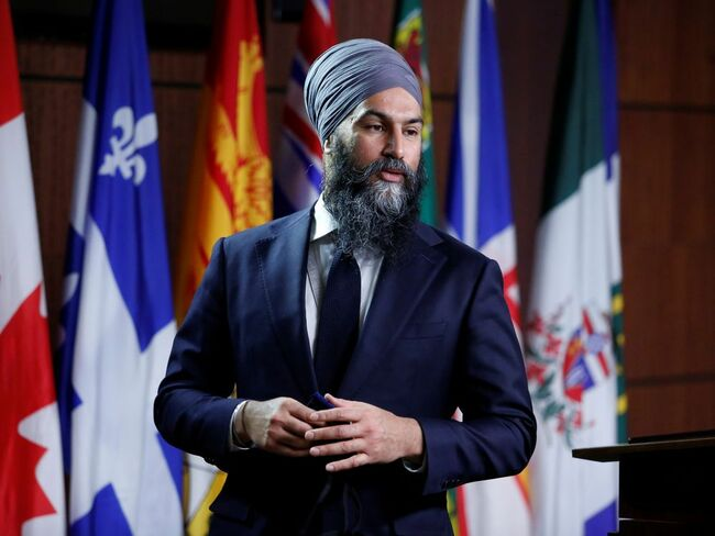 Douglas Todd: Jagmeet Singh dives into housing, megaprojects, India and identity politics