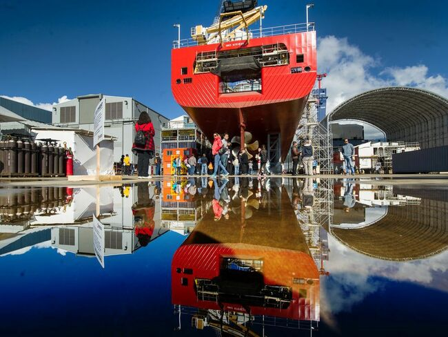Seaspan Shipyard wins back billion-dollar coast guard icebreaker project