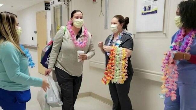 'It Is Rewarding': DC Nurse Creates Spirit Days for Colleagues With Burnout