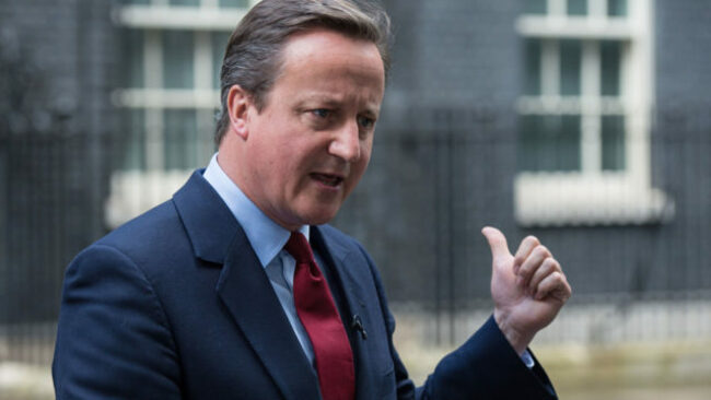 UK MPs to question ex-PM Cameron over lobbying row