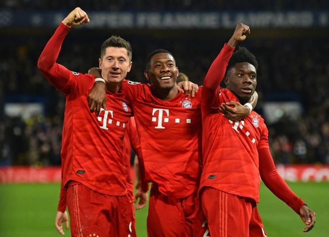 Bayern Munich crowned Bundesliga champions for 9th straight year