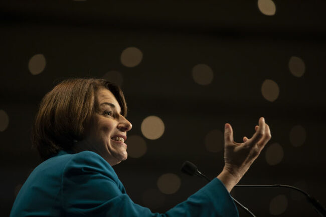 Why Amy Klobuchar just wrote 600 pages on antitrust