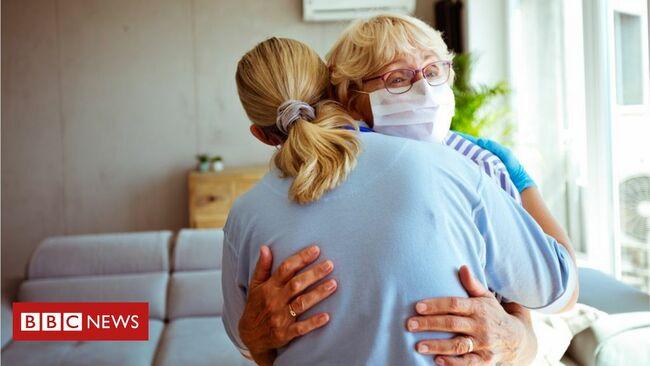 Coronavirus: Expert urges caution over hugs as lockdown eases