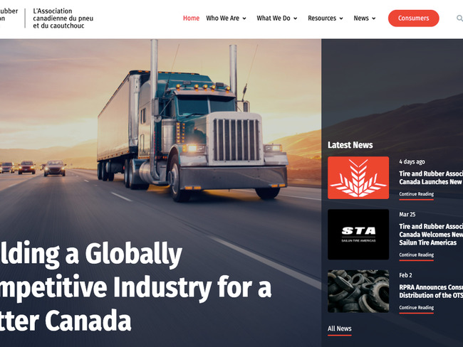 TRAC launches redesigned website