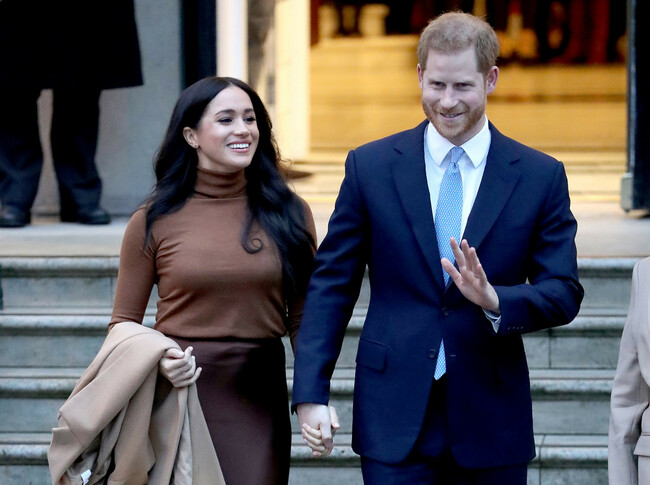 Meghan and Harry 'quit social media' after online abuse