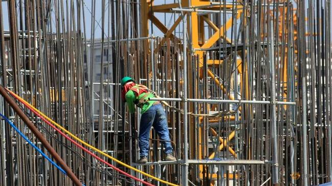Philippines first quarter GDP contracts 4.2per cent year-on-year, more than expected