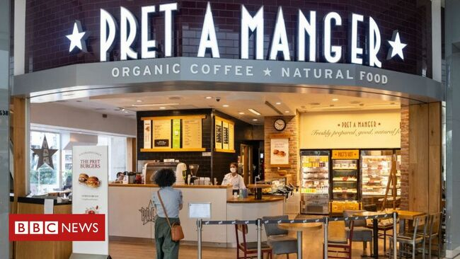Pret heads to Tesco in battle for new customers