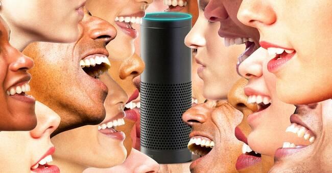 How Amazon Paid Unwitting Civilians to Make Alexa Smarter
