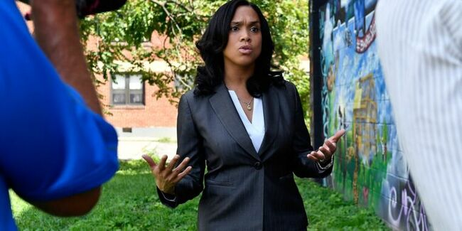 Baltimore chief prosecutor asks FCC to stop negative news coverage about her