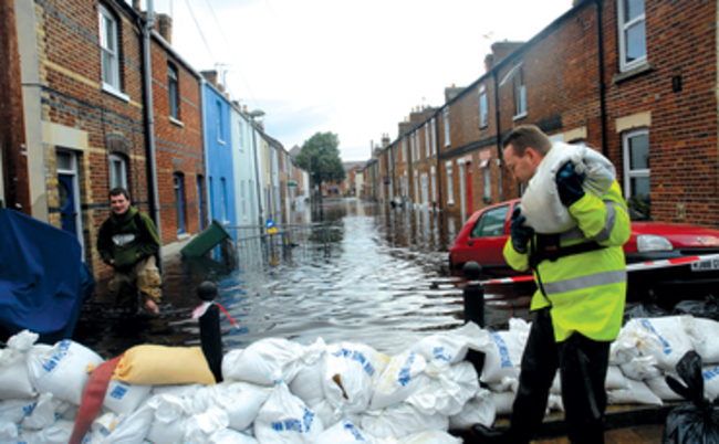 'We need to step up our efforts': Environment Agency unveils flooding plan for England
