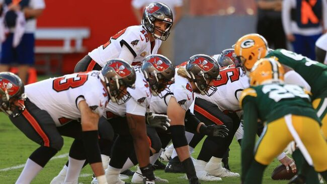 Buccaneers try to set aside Week Six blowout of Green Bay