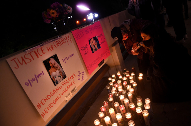 West Covina City Hall vigil mourns woman slain in car, family seeks answers