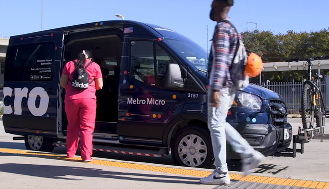 Metro expands Micro ride-hailing service to 3 new areas