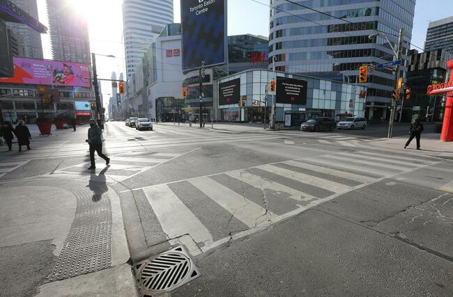 Fast-spreading COVID-19 U.K. strain hits Toronto, adding urgency to prevention and vaccination