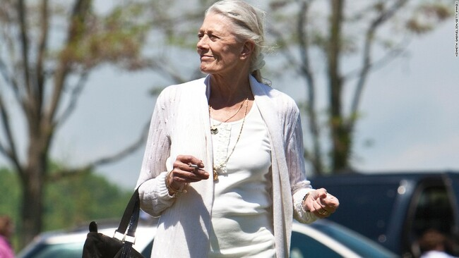 Vanessa Redgrave Fast Facts