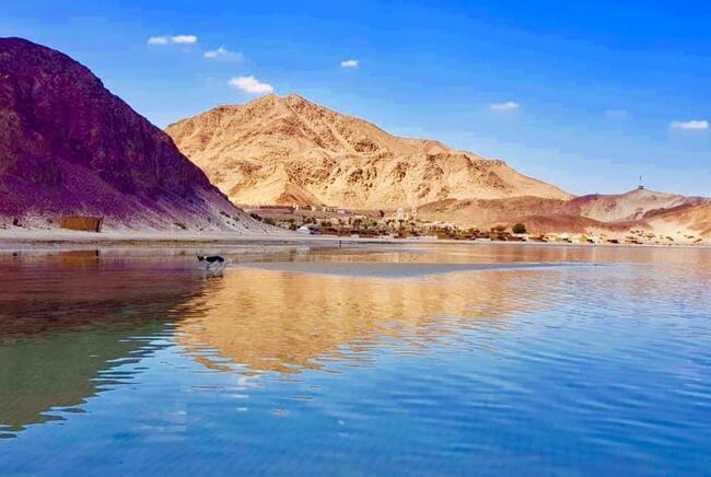 Nuweiba: Egypt's paradise of serenity - Daily News Egypt