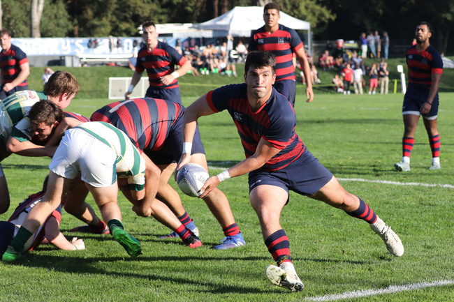 Former Terra Linda standout Brusati embarking on pro rugby career