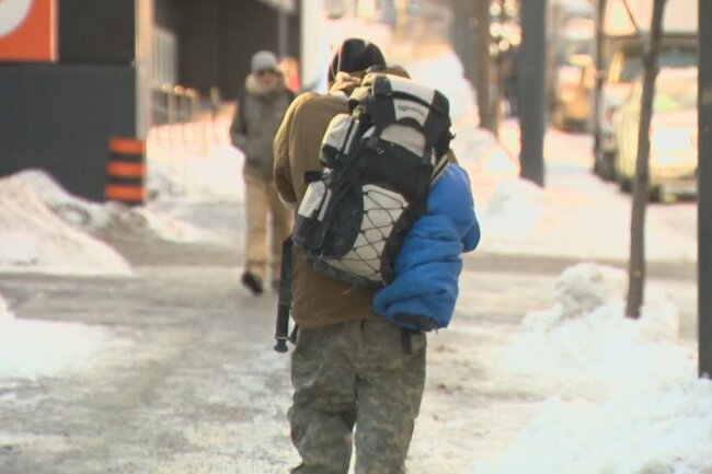 Coronavirus: Quebec Superiour Court rules in favour of curfew exemption for homeless