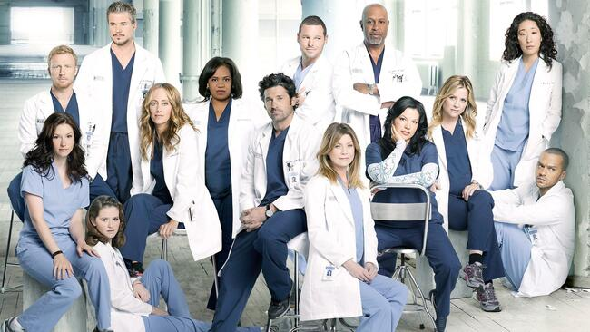 """The enduring success of """"Grey's Anatomy"""" will never be repeated"""