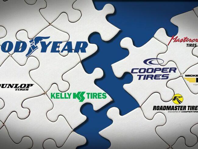 Tire Brands Report: New brands, Goodyear's Cooper bid make news