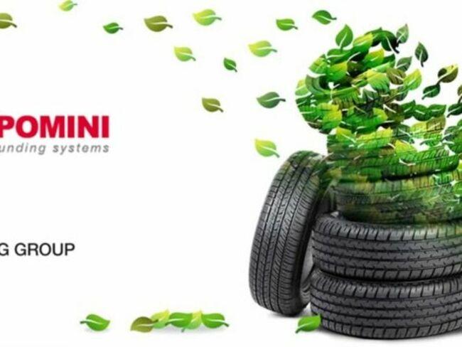 Farrel Pomini invests in U.K. waste tire pyrolysis startup