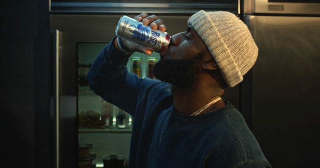 LeBron James Imagines Another Life for Himself in First Ad for Mountain Dew's Rise Energy