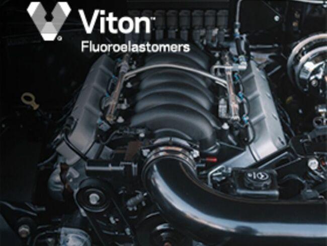 "Turbocharge engine efficiency with Viton'""? Fluoroelastomers"