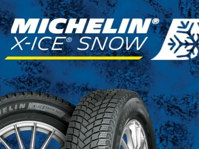 Michelin adds 44 sizes to X-Ice Snow line