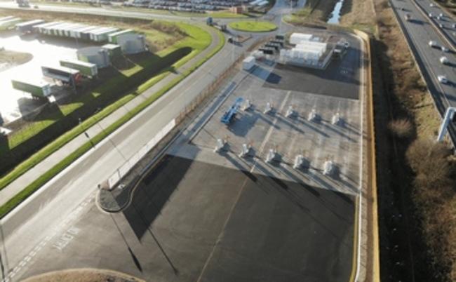 Food waste-powered trucks: Bristol set for 'world's largest' biomethene refueling station