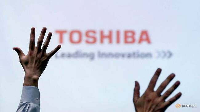 Toshiba's European business hit by cyberattack - source