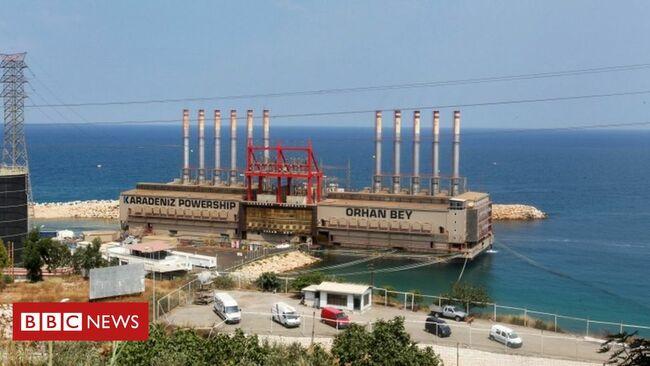 Lebanon: Karpowership shuts down electricity supply