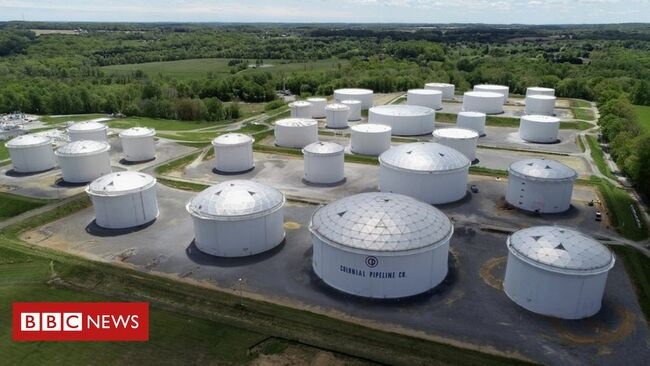 US fuel pipeline 'paid hackers $5m in ransom'