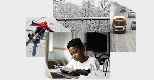 In Defense of Snow Days