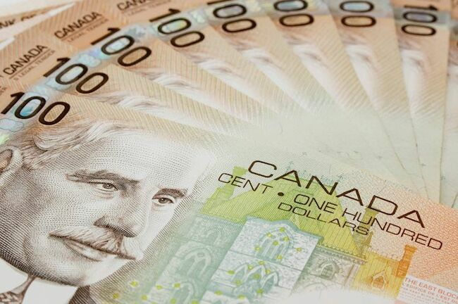 USD/CAD drops to daily lows near 1.2100 after US and Canada data