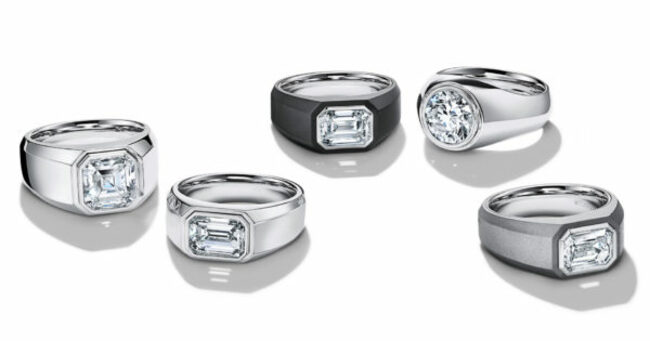 Why Did It Take Tiffany & Co. 135 Years to Make a Diamond Ring for Men?
