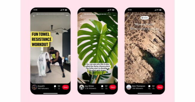 Pinterest Story Pins: How to Record Videos at Different Speeds