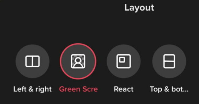 TikTok: How to Make a Green Screen Duet