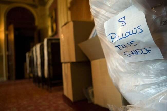 GOP Congressman Allegedly Let His Son Sleep in U.S. Capitol Storage Room for Weeks
