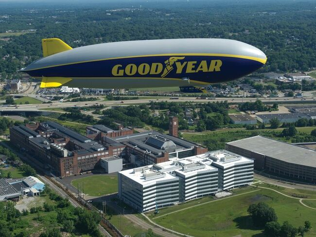 Goodyear prices debt associated with Cooper deal