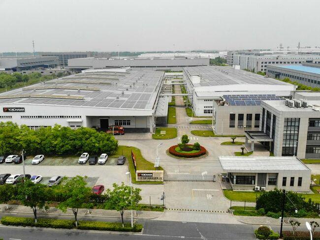 Yokohama to hike hydraulic hose capacity at China plant