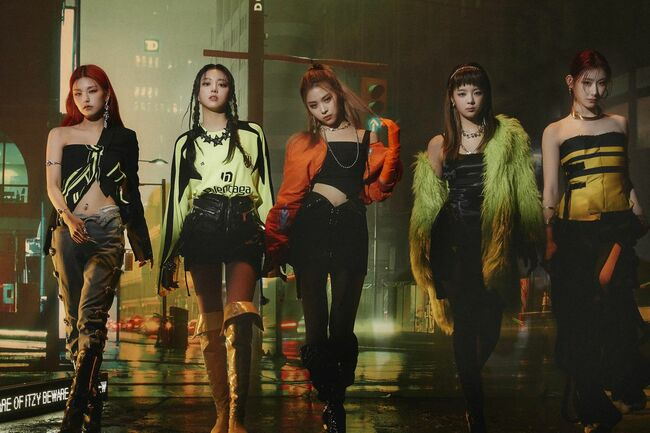 ITZY Are Going Global For The Fans Who Help Them Grow Their Confidence & Power