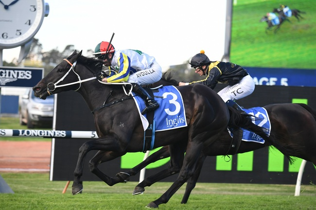 Midland clinches rich Inglis Guineas win