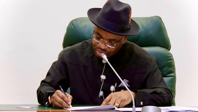 Akwa Ibom State University receives N327m monthly allocation — Governor