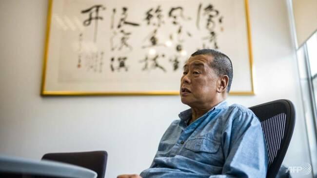 Taiwan warns Jimmy Lai asset freeze signals new Hong Kong risk