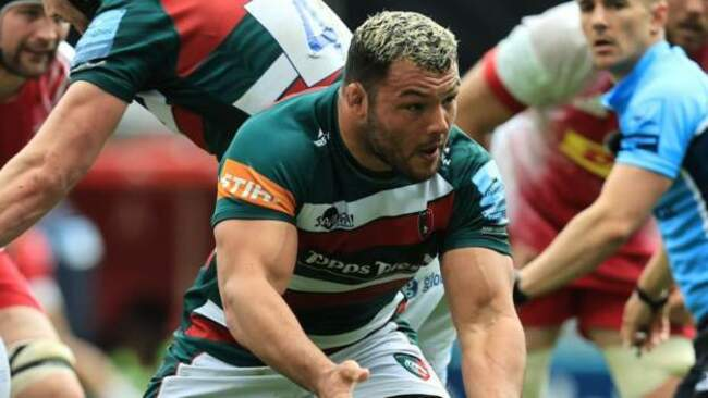 Premiership: Leicester 35-29 Harlequins - Genge scores brace as Tigers beat play-off contenders