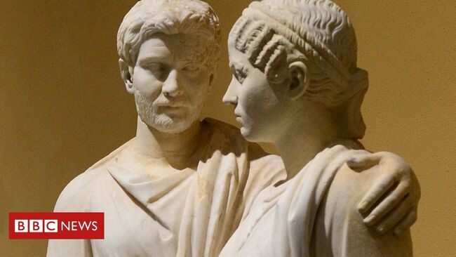 Torlonia marbles: 'The priceless statues I saw covered in dust and dirt'