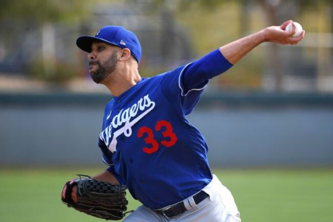 Price open to any role in loaded Dodgers rotation