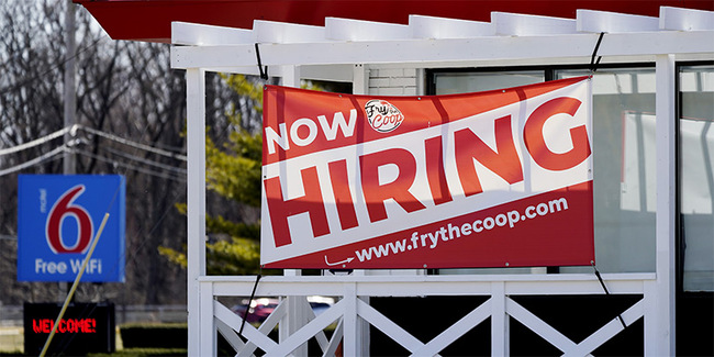 About that Labor Shortage