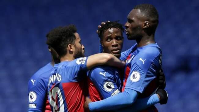 Palace fight back to beat Villa